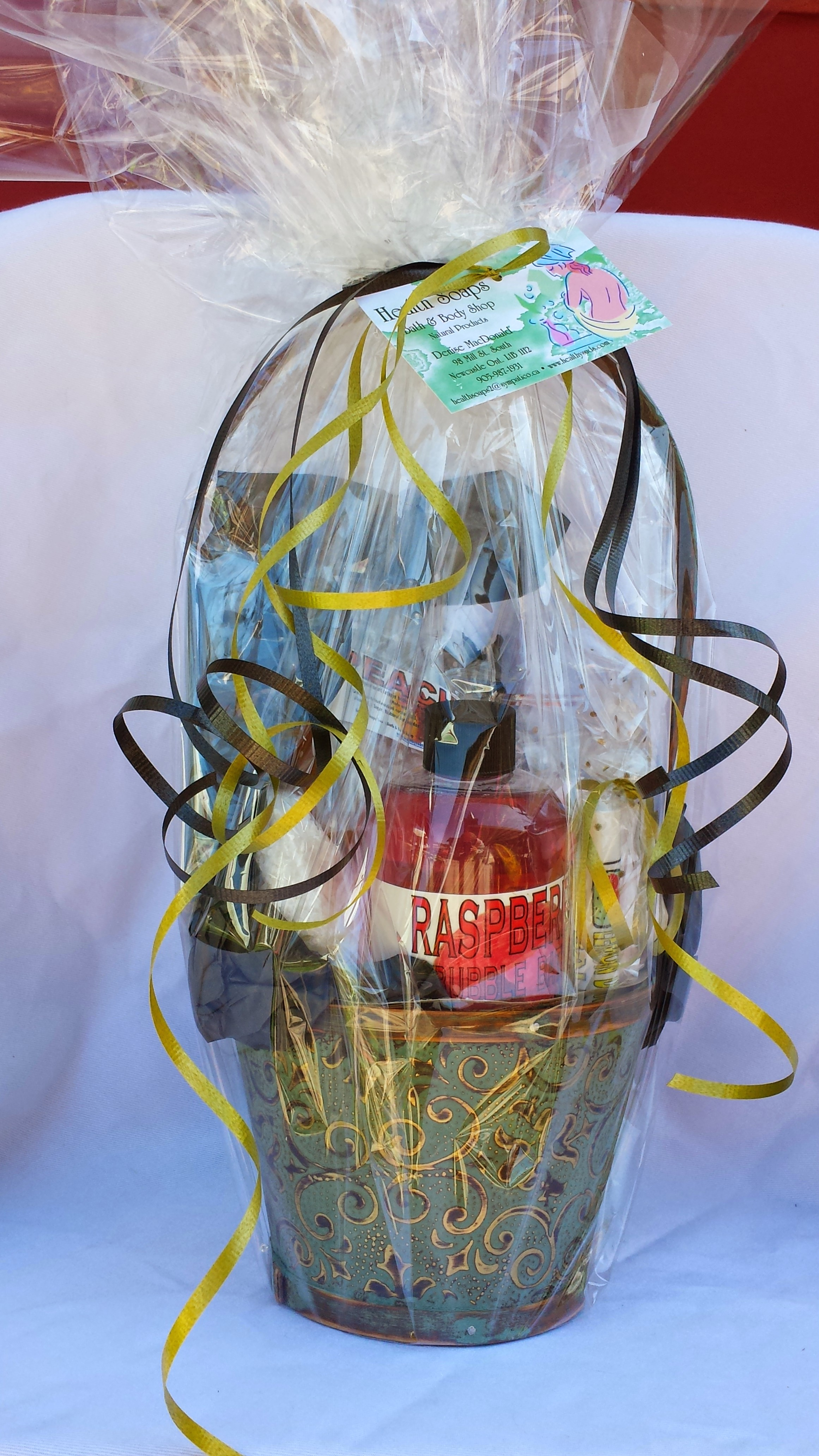 Gifts Baskets & Sets